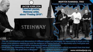 Jacob Karlzon recomandation