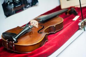 Перило виолина