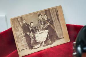 фотографија Перило виолине 19. век