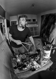 petar omcikus, slikar, akademik 1978